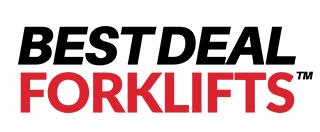BEST DEAL FORKLIFTS Logo